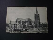 Postcard of St. Patrick's Cathedral Dublin. c1917. AH6655.