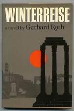 Gerhard ROTH / Winterreise First Edition 1980