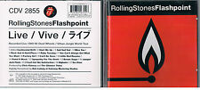 CD The Rolling Stones Flashpoint LIVE 17 Hammersongs 89-90 Start me up-Satisfact