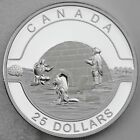 Canada 2014 $25 Igloo 1 oz. Pure Silver Coin First Coin in New O Canada Series