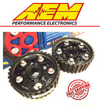 AEM Tru-Time Adjustable Cam Gear 1988-2000 Honda Civic CRX DOHC B16a B18C B18B