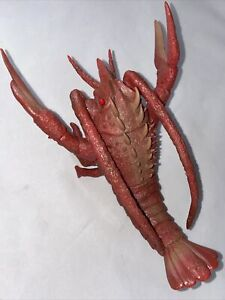 """Y-MSF EBIRAH 9"""" Figure Godzilla MOVIE MONSTER COLOR! Very Rare And SOLD OUT! USA"""