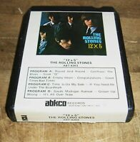 "RARE ~ The Rolling Stones 8 Track Tape ~  ""12 x 5"" ~ ABKCO RECORDS A8T-4203"