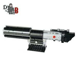 Star Wars Darth Vader Lightsaber from Empire Strikes Back made with LEGO parts