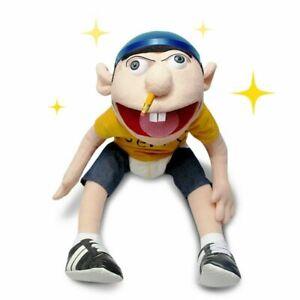 Brand New Genuine SML Jeffy Puppet -Super Mario Logan FREE P&P SEE DESCRIPTION!!