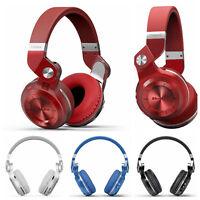 Bluedio Turbine 2+/H+ Bluetooth 4.1 Stereo Headset Wireless Headband Headphones