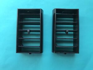 1982 Ford EXP Dash Side Vents L+R