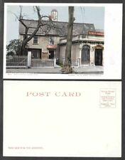 Old Massachusetts Postcard - Salem - Witch House - Rotograph