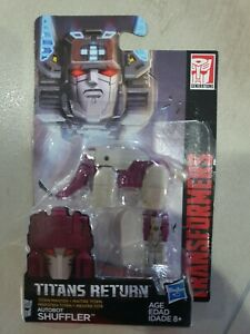 NEW TRANSFORMERS GENERATIONS TITANS RETURN TITAN MASTER SHUTTLER