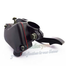 "7/8 ""THROTTLE LEVA Pollice Controller assieme per 110 50cc 125cc 150cc ATV QUAD"