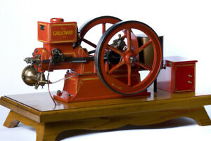 1/3 Galloway Hit & Miss Engine Casting Kit (Require Machining)