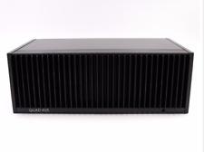 QUAD405 Power amplifier aluminum chassis AMP Enclosure/  heat sink 350*123*214