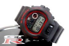 Nissan Skyline GT-R G-Shock Nismo R35 black wrist watch for men