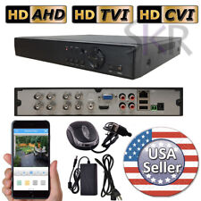 Sikker Standalone 8 Ch Channel DVR Security Camera Recorder 1080P HDMI 720P 960H