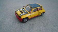 voiture corgi toys junior r5 maxi turbo idem majorette matchbox