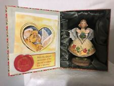 G Debrekht Mothers Day Angel Ornament 2005