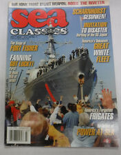 Sea Classics Magazine Fort Fisher & Fanning Got Lucky July 2009 072715R