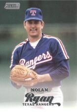 2017 Stadium Club Baseball #181 Nolan Ryan Texas Rangers