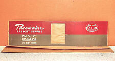 O-SCALE TINPLATE NEW YORK CENTRAL PACEMAKER BOX CAR SIDES