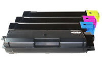 4 Toner kompatibel für Kyocera ECOSYS P6035 ECOSYS P6130 ECOSYS P6130CDN TK-5140