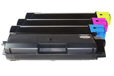 4x Toner Set für Kyocera ECOSYS M6030 cdn M6035 ECOSYS M6530 cdn M6535 TK5140