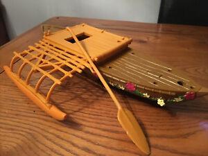Disney Moana Projection Boat Toy