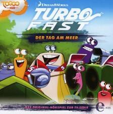 """TurboFAST - """"Der Tag am Meer"""" - Hörspiel zur TV - Serie  Folge  - CD NEU"""