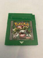Pokémon Green Version (Nintendo Game Boy) *english* Works And Saves