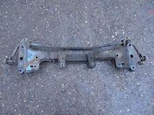 Original BMW E30 316i M40 Zylinder Vorderachse Achträger Stabi Träger Achse