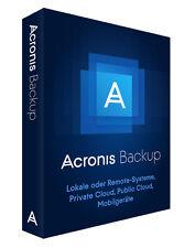 Acronis Backup 12 Win Server Essent. G1EYBPDES D