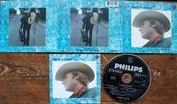 CD ALBUM DIGIPACK JOHNNY HALLYDAY LA TERRE PROMISE ORIGINAL PHILIPS