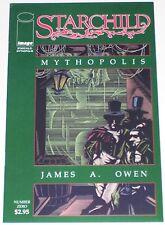 Starchild Mythopolis #0 from July 1997 F+ to VF-