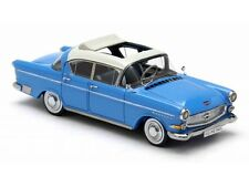 Opel Kapitan 2.5L Saloon Light Blue with Open Sunroof NEO Scale Models NEO 43940