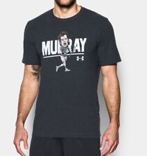 Under Armour Ua Andy Murray Character Tennis T-Shirt L