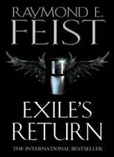 Conclave of Shadows (3) - Exile's Return-Raymond E. Feist, 9780002246873
