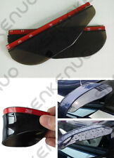 2PC Car Universal Rear View Side Mirror Rain eyebrow Sun Visor For Suzuki BMW