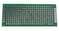 4 Pcs Double Sided Universal Pcb Proto Prototype Perf Board 37 3x7 Cm
