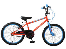 "Professional Solar 20"" Wheel Boys Kids Bike BMX Single Speed Red Blue Age 7+"