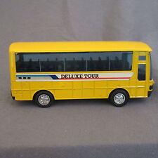 752B Giocattolo Cina Spinta Autobus Deluxe Tour L 12,7 CM