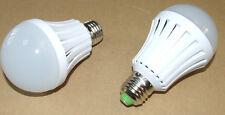 LAMPADA LED D'EMERGENZA 7WATT E27 AC220V 6500K PEZZI 1