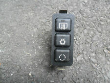 BMW E36 Air Conditioning & Heated Rear Window Switch 61318371020 & 03051110