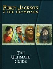 Percy Jackson and the Olympians The Ultimate Guide - Rick Riordan Brand New HC