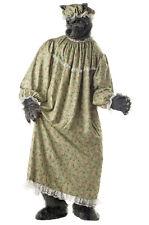 Big Bad Wolf Granny Adult Costume