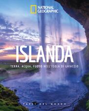 Paesi del Mondo, National Geographic n° 7 ISLANDA Centauria