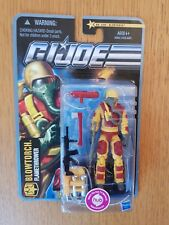 Action Force/GI Joe Pursuit of Cobra Blowtorch Flamethrower New Sealed MOC