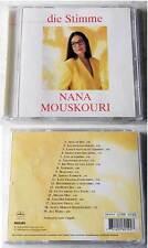 NANA MOUSKOURI Die Stimme .. 1998 Mercury CD