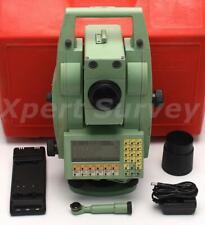 """Leica TCRA1101 Plus 1"""" Motorized Auto Target Total Station TPS1100 TCRA-1101"""