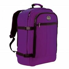 Cabin Max Backpack Flight Approved Carry on Bag Massive 44 Litre Travel Hand Purple