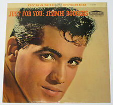 Imported JIMMIE RODGERS Just For You LP Record