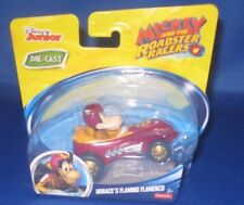 DISNEY JUNIOR DIE CAST MICKEY & THE ROADSTER RACERS HORACE'S FLAMING FLAMENCO